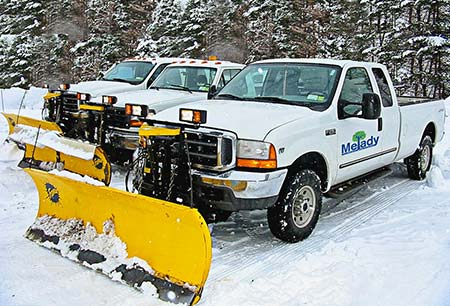 Melady Landscaping - Mainline Snow And Ice Removal Services