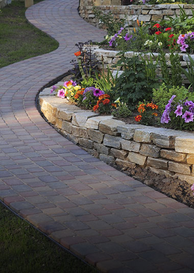 Newtown Square Hardscaping